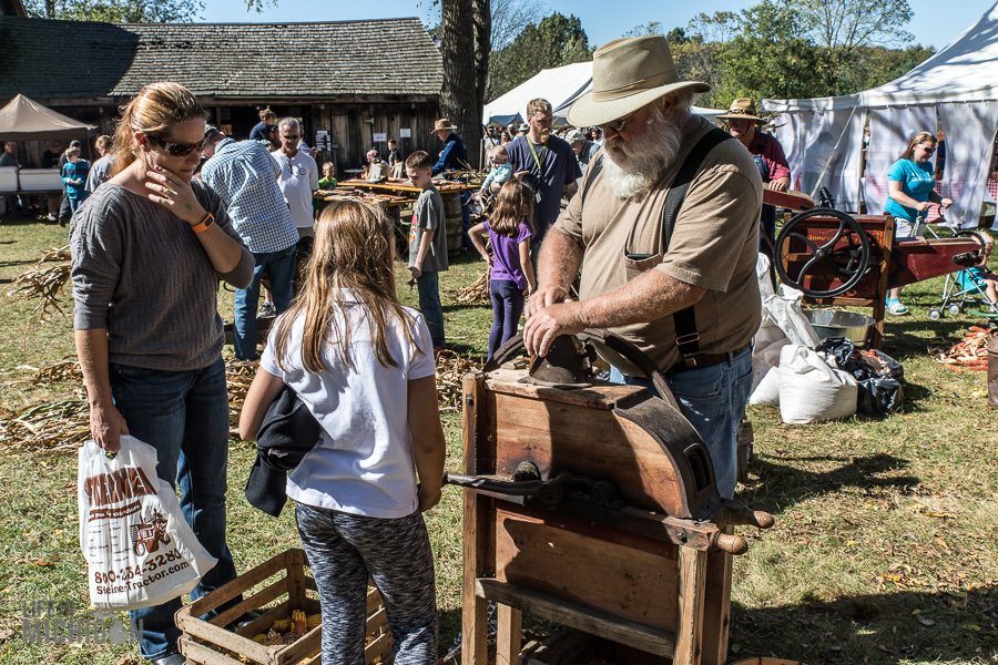 Pioneer Day at the Waterloo Farm Museum - 2017-79