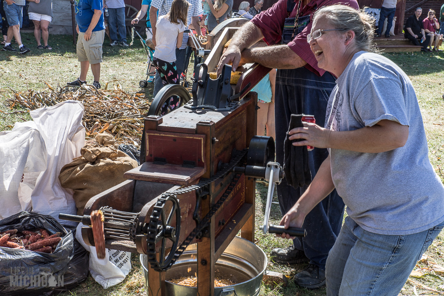 Pioneer Day at the Waterloo Farm Museum - 2017-86