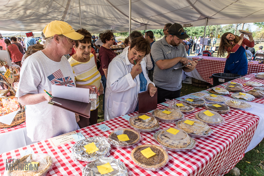 Pioneer Day at the Waterloo Farm Museum - 2017-92
