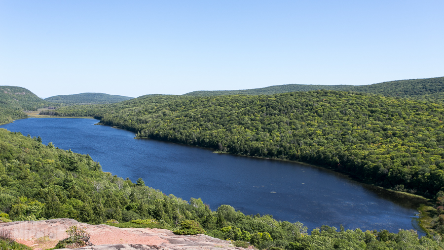 Porcupine Mountains 2014