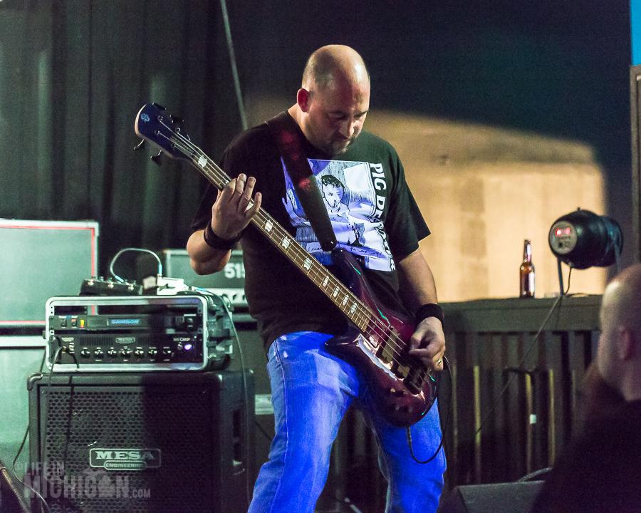 Reptilian Brain - Fall Metal Fest 6 on 1-Nov-2015