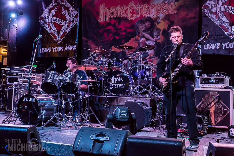 Reverse The Belief- Fall Metal Fest 6 on 1-Nov-2015