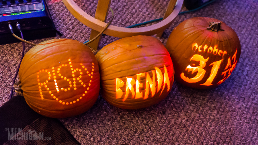 Risky Brenda - Halloween Tap - 2015-36