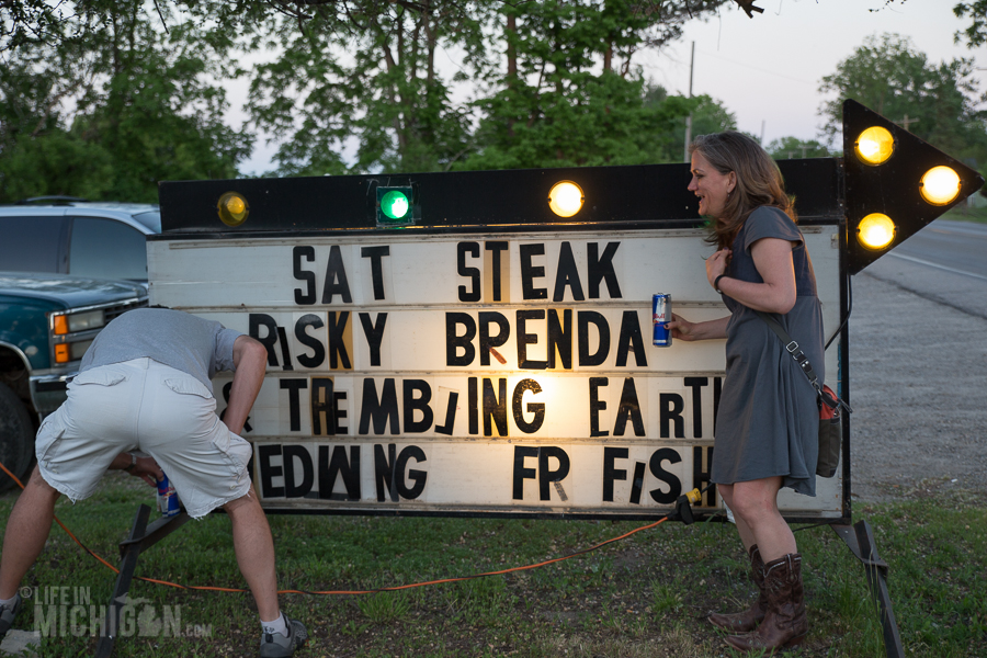 Risky Brenda