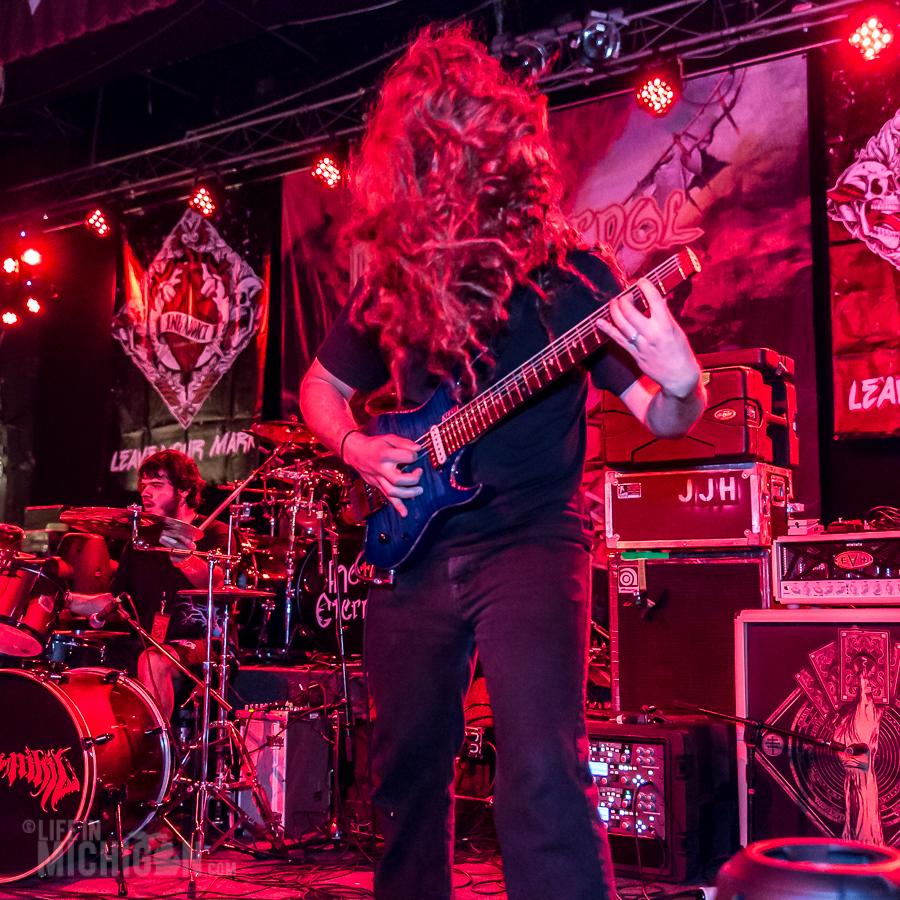 Rivers of Nihil - Fall Metal Fest 6 on 1-Nov-2015