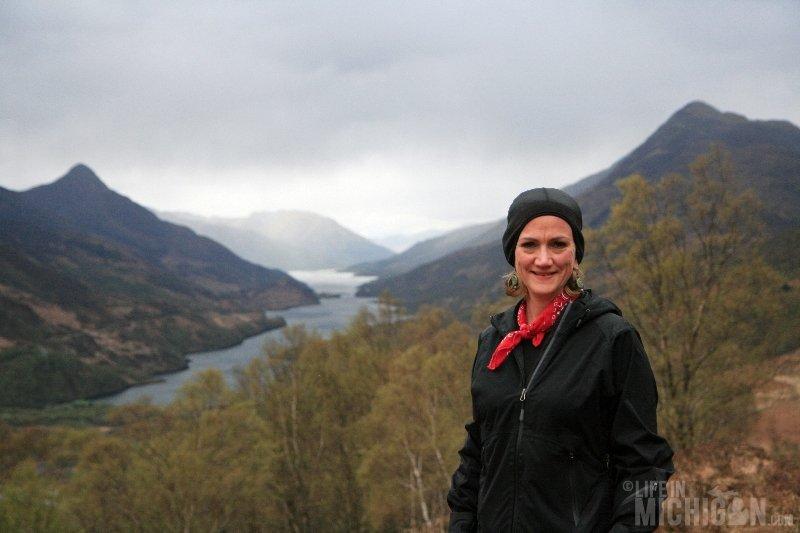 Brenda Sodt Foster, Kinlochleven Scotland
