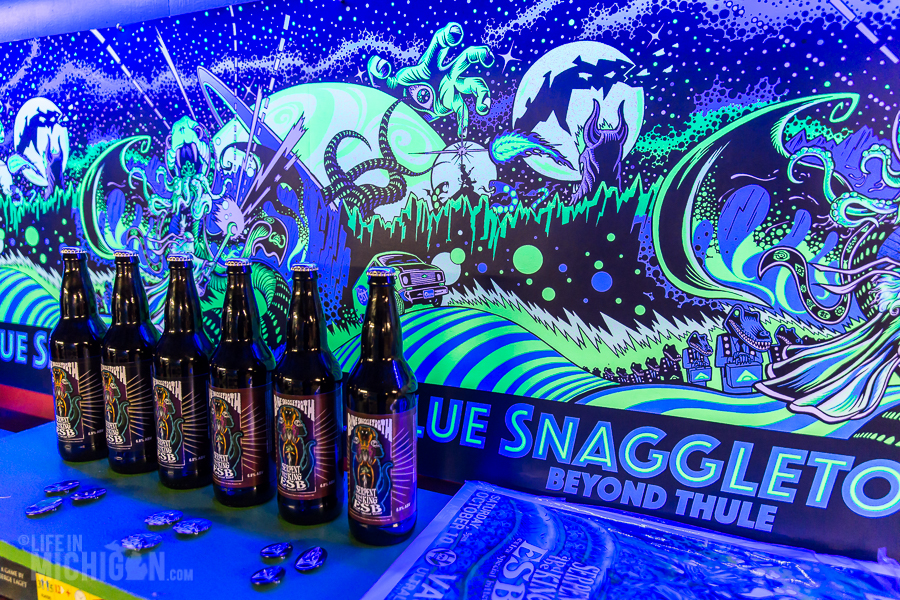 Blue Snaggletooth - Serpent and the King ESB release - 2015-14