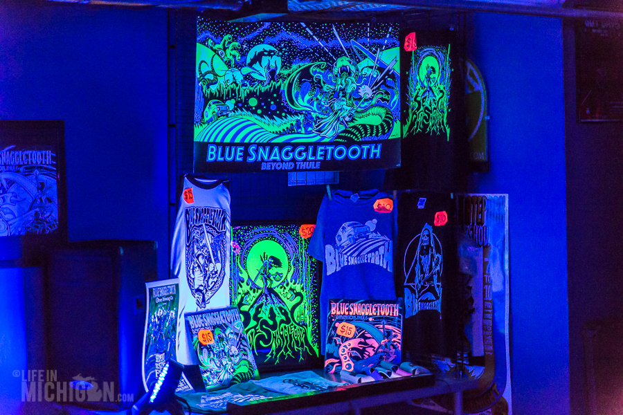 Blue Snaggletooth - Serpent and the King ESB release - 2015-22