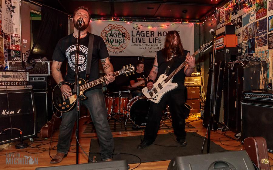 Slumlord Radio, PJ's Lager House, Detroit