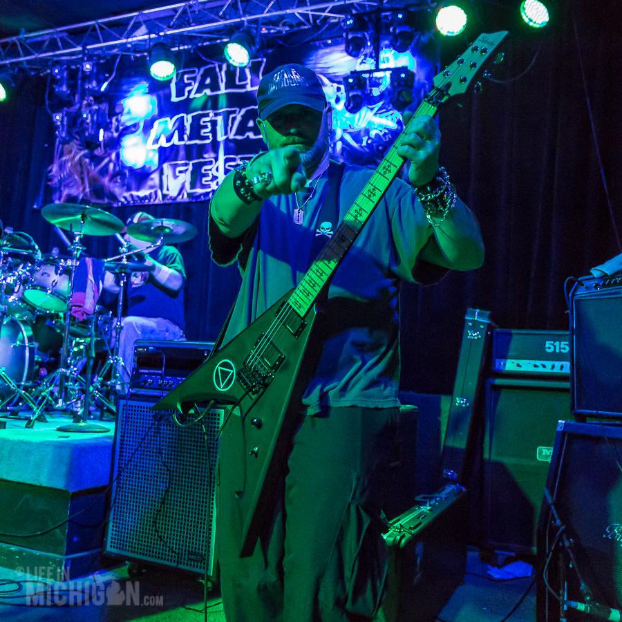 Society Hostile - Fall Metal Fest 6 on 1-Nov-2015