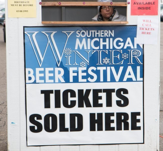 Get your ticket!