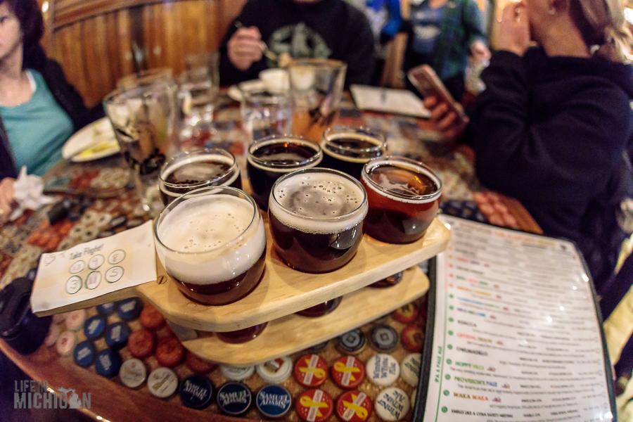Stiggs Brewery & Kitchen in Boyne City