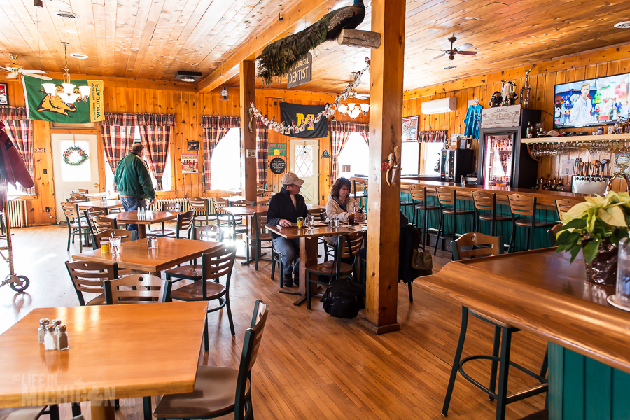 Thunder Bay Inn Big Bay - U.P. Winter - 2014 -3