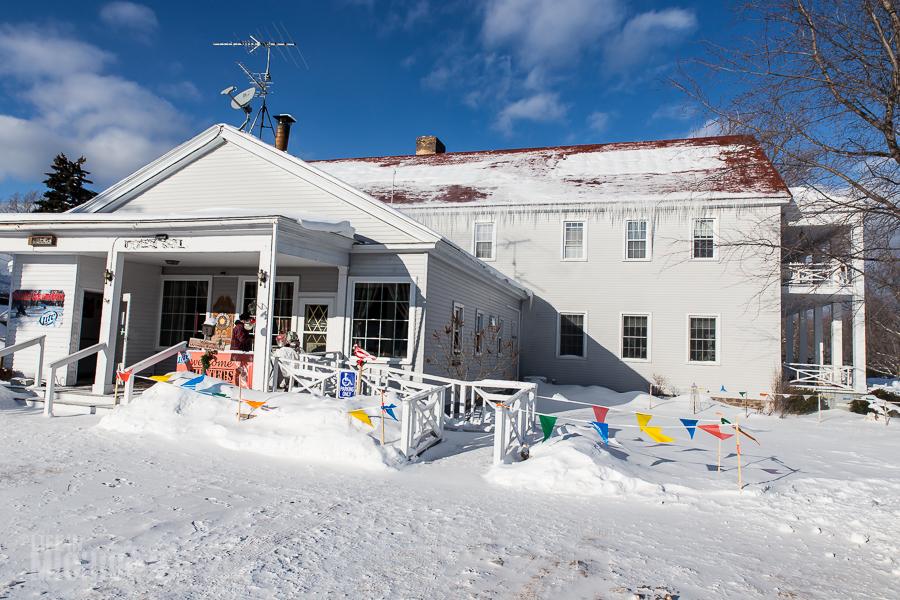 Thunder Bay Inn Big Bay - U.P. Winter - 2014 -6