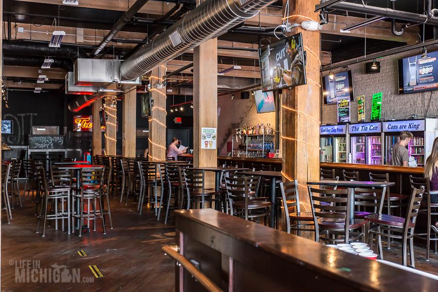 Tin Can Bar - Grand Rapids - 2015-11