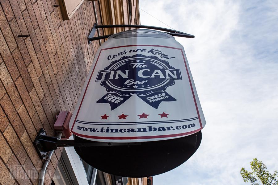 Tin Can Bar - Grand Rapids - 2015-17
