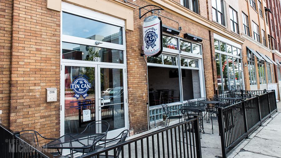 Tin Can Bar - Grand Rapids - 2015-18