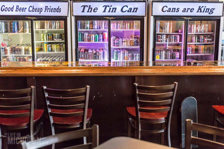 Tin Can Bar - Grand Rapids - 2015-7