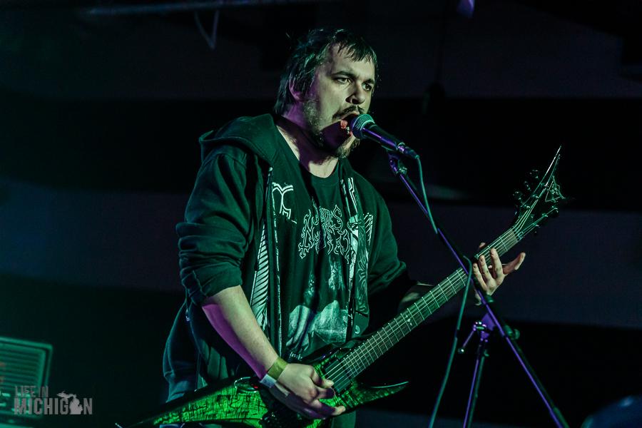 Tony B Birthday Metal Fest - Psychomancer