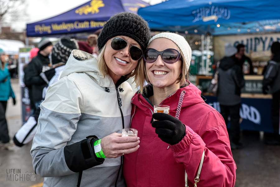 Traverse City Winter Microbrew and Music Festival