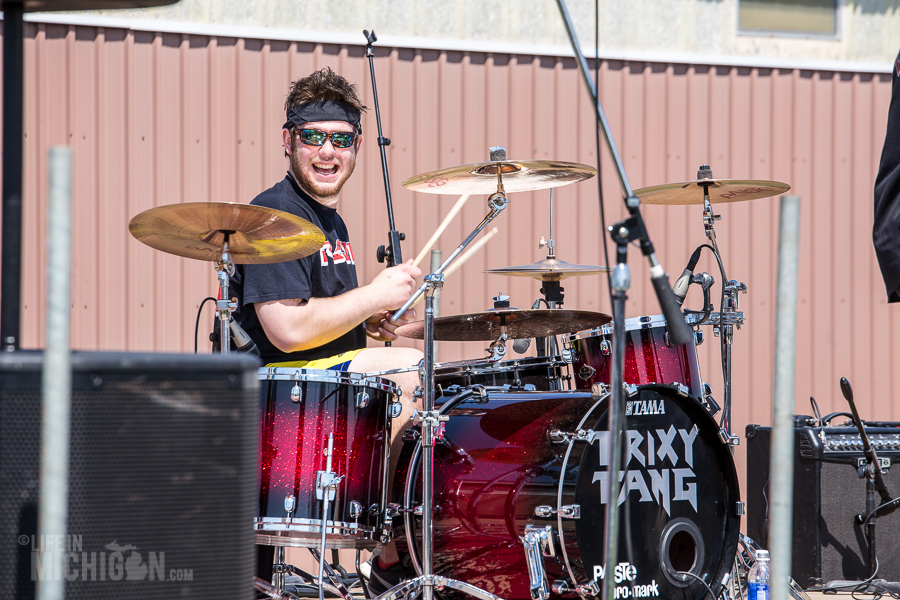 Trixy Tang - Springfest - 2015-12