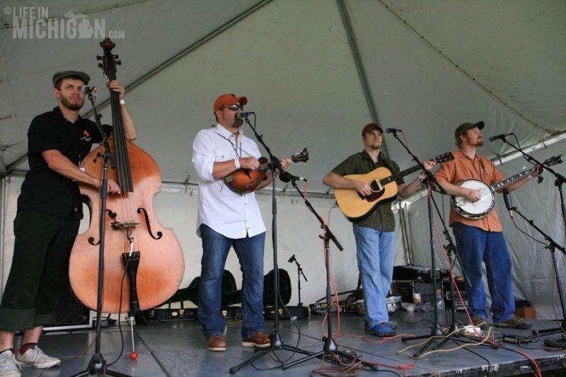 Chasin Steel bluegrass