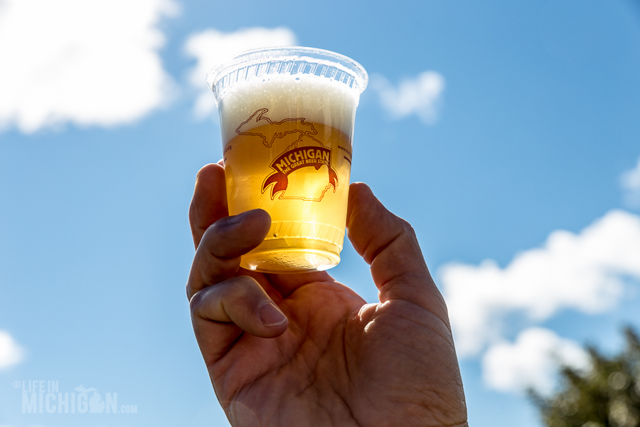 UP Fall Beer Festival 2015 - Marquette, MI