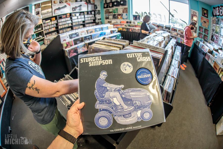 Vinyl and Beer adventure - sturgill