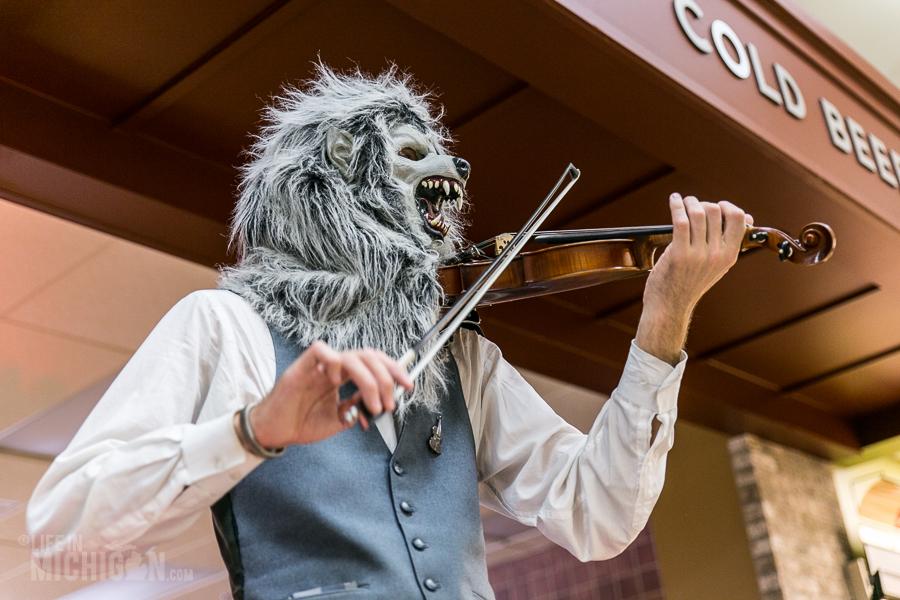 Violin Monster - Arbor Brewing - Busch's Release 2014