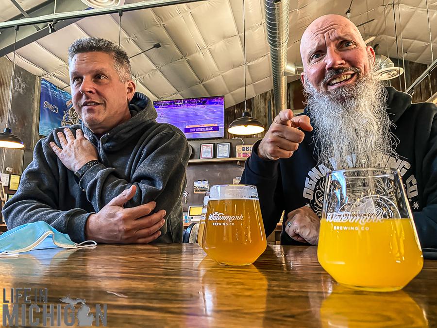 West Michigan Beer Tour 2021