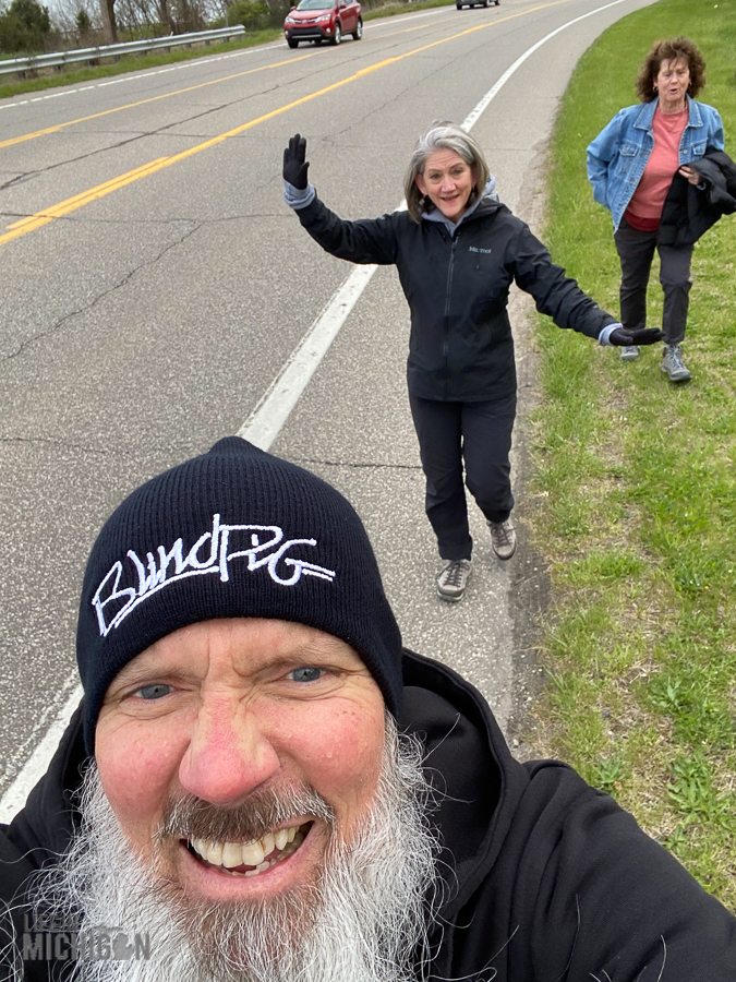 West Michigan Beer Tour 2021 - walk on day 2