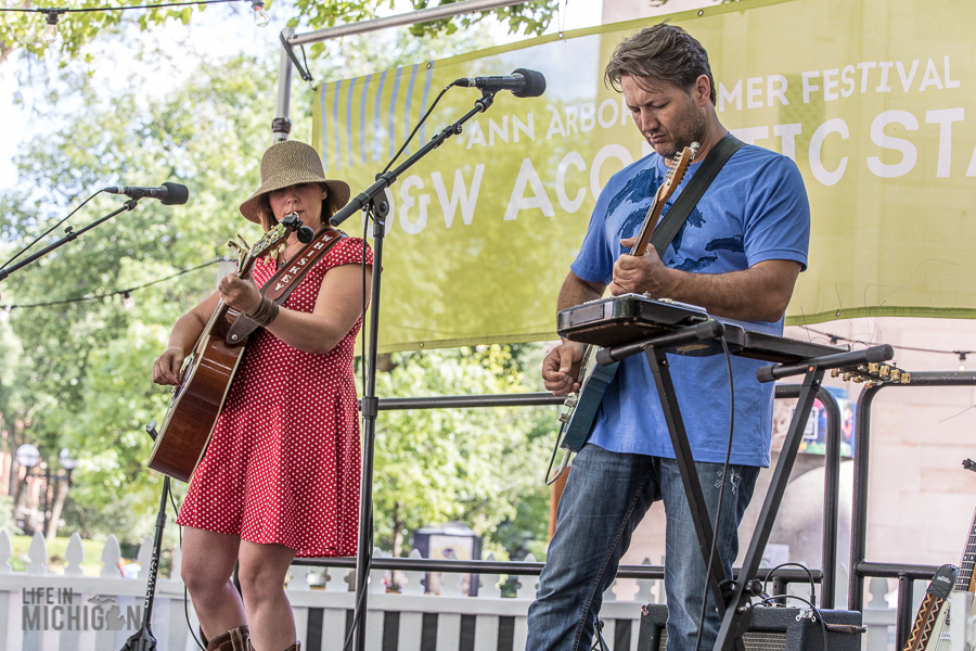 Whiskey Charmers @ Top Of The Park - Ann Arbor