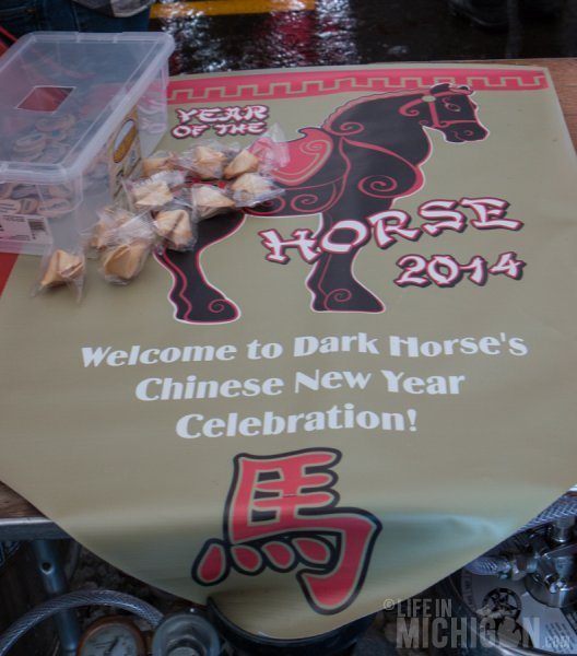 The Year of the Horse!
