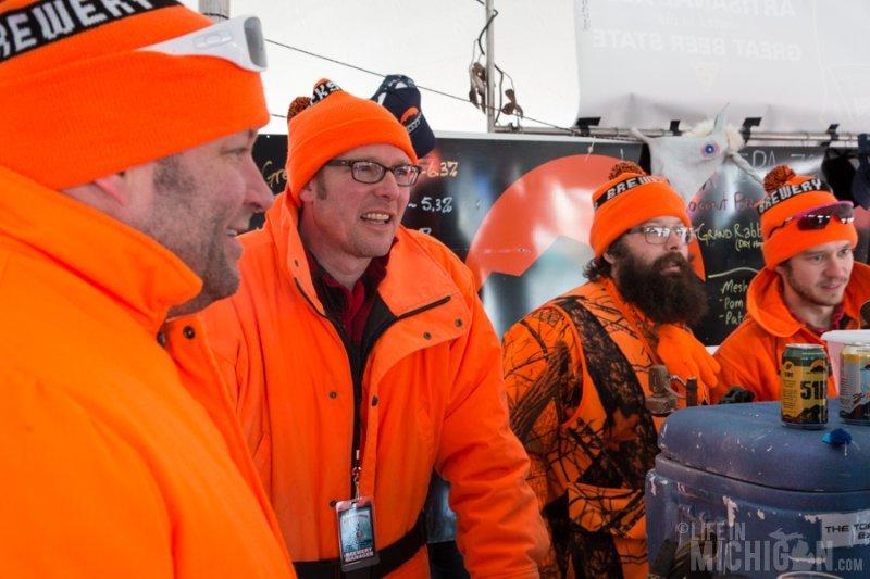 Blackrocks a study in Orange