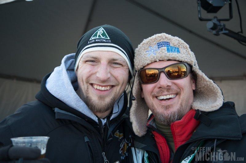 Jon and Marty!