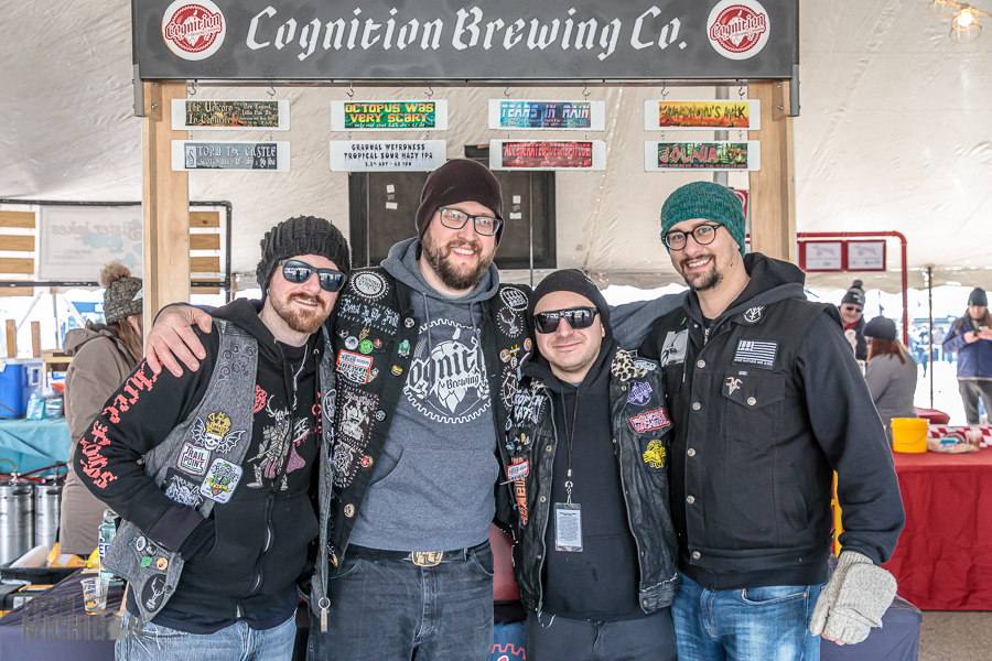 Cognition Brewing - Winter Beer Fest 2020