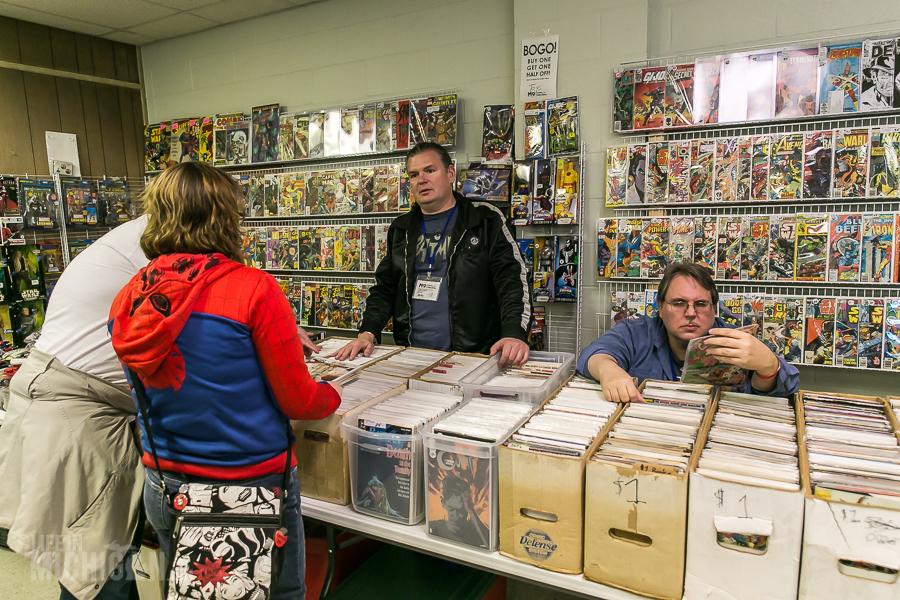 Ypsilanti Comic Con - 2016-7