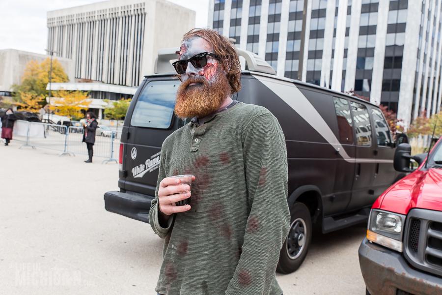 Zombie Beer Fest - 2015-12