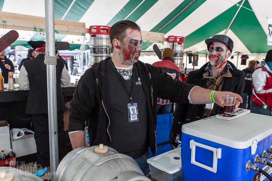 Zombie Beer Fest - 2015-18