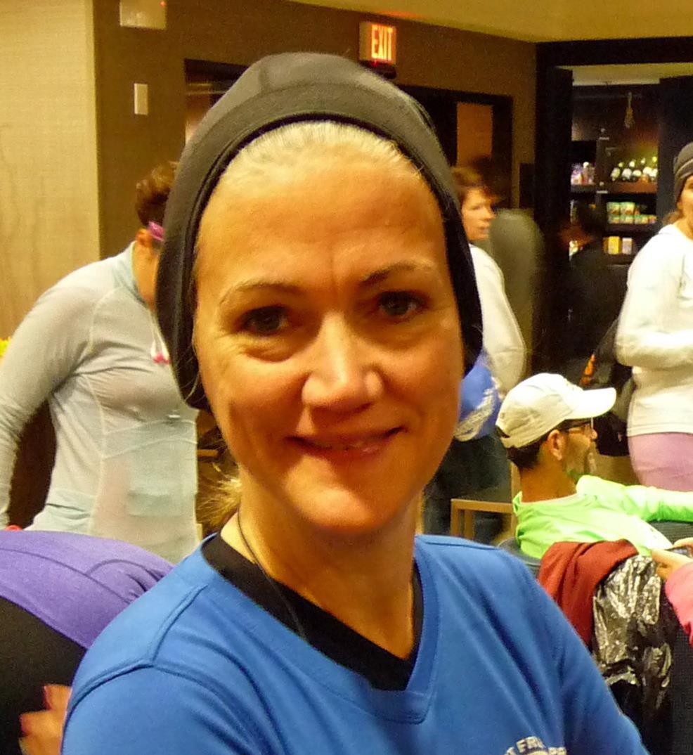 Brenda Sodt Foster - Indianapolis Marathon