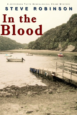 Book Review for In the Blood by Steve Robinson