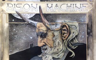 Hoarfrost by Bison Machine