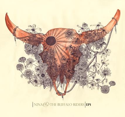 Nina and the Buffalo Riders EP