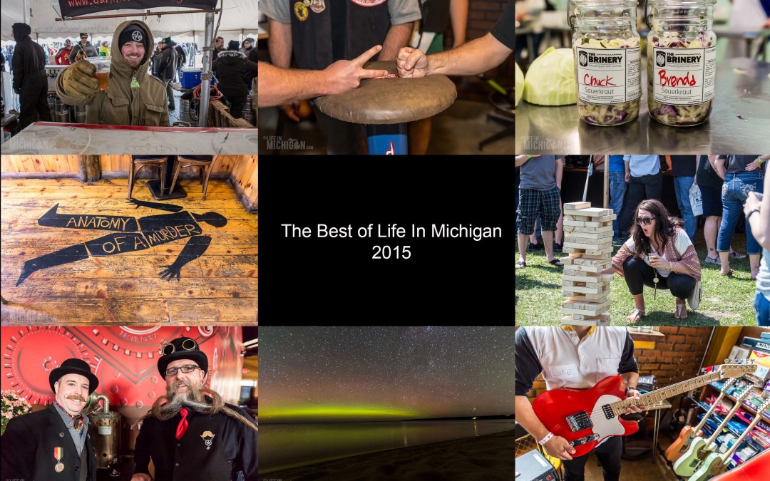 Best of Life In Michigan 2015