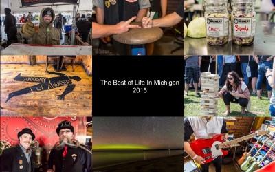Best of Life In Michigan 2015