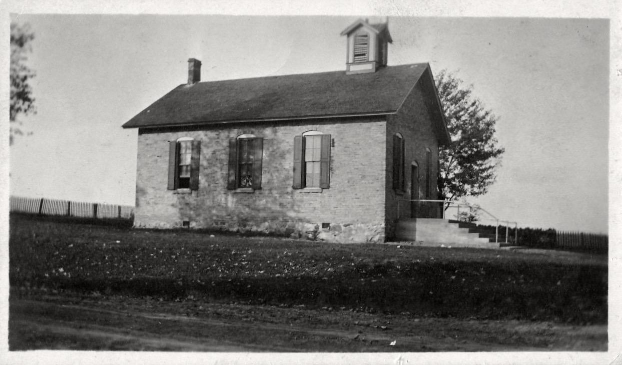 Ruth's School 1912-14