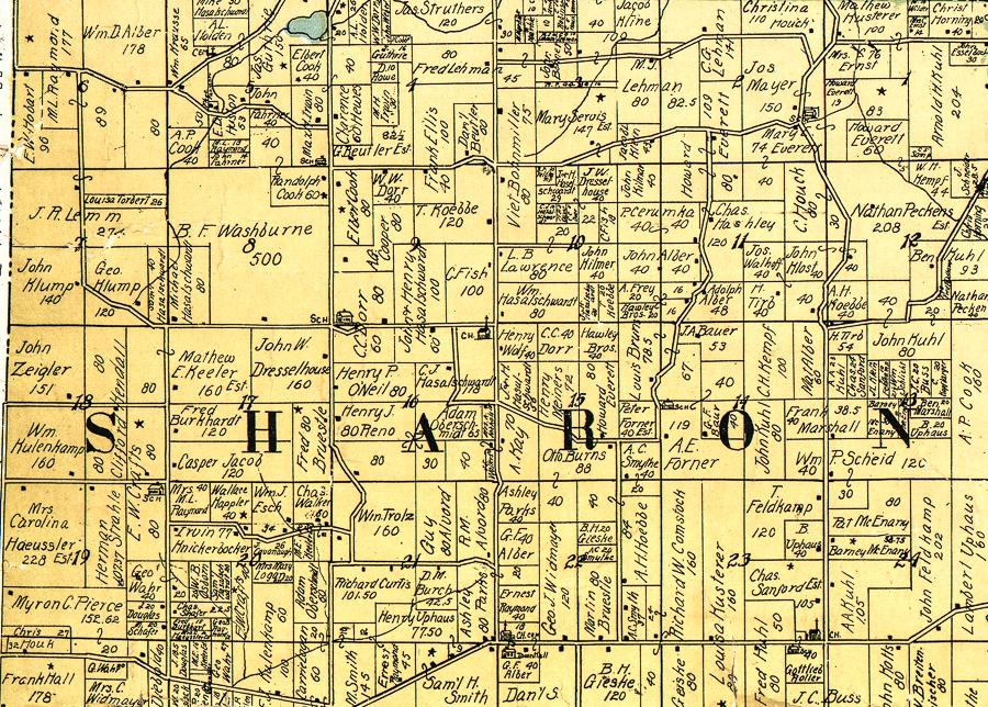 Sharon-map-1