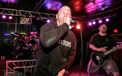 Cell Block Earth CD Release Show