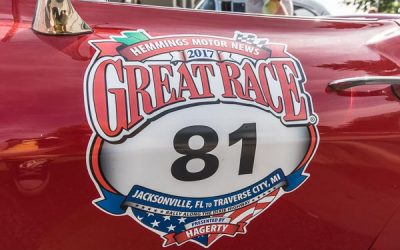 The Great Race drives into Ypsilanti