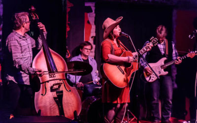 The Whiskey Charmers Vinyl Release at Ghost Light